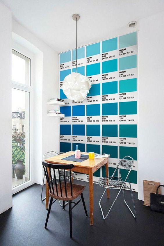 blue dining room ideas 14