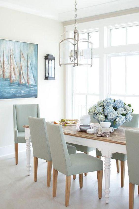 blue dining room ideas 15