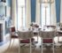 blue dining room ideas feature