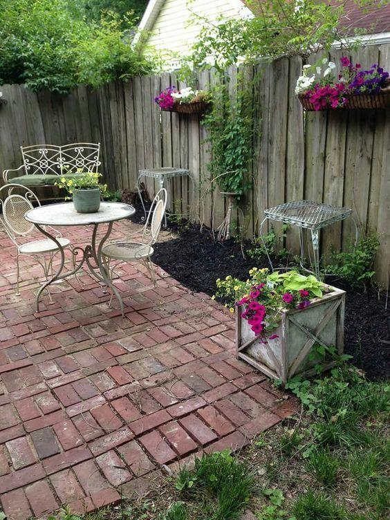 brick patio ideas 11