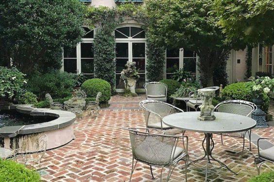 brick patio ideas 12