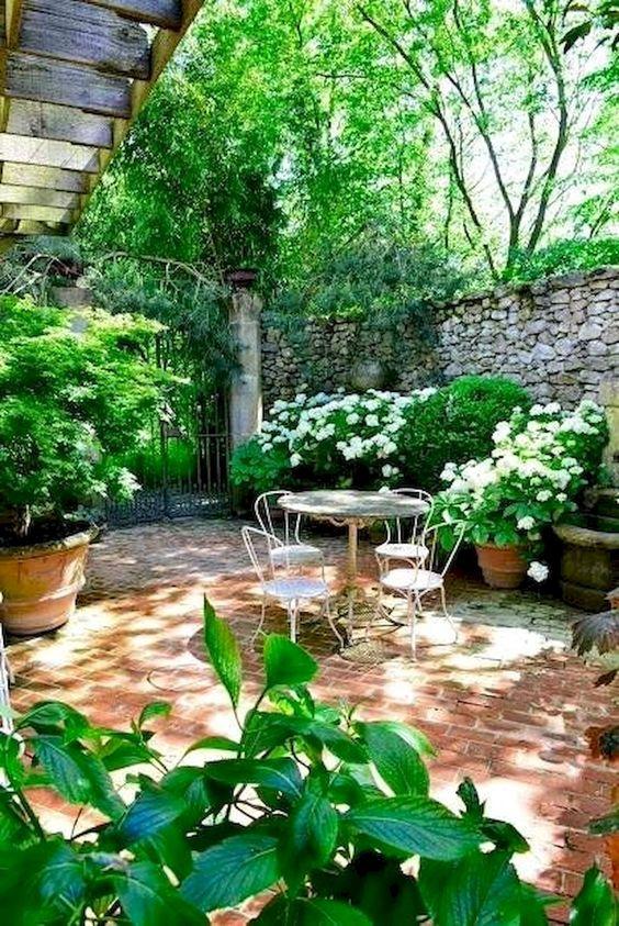 brick patio ideas 14