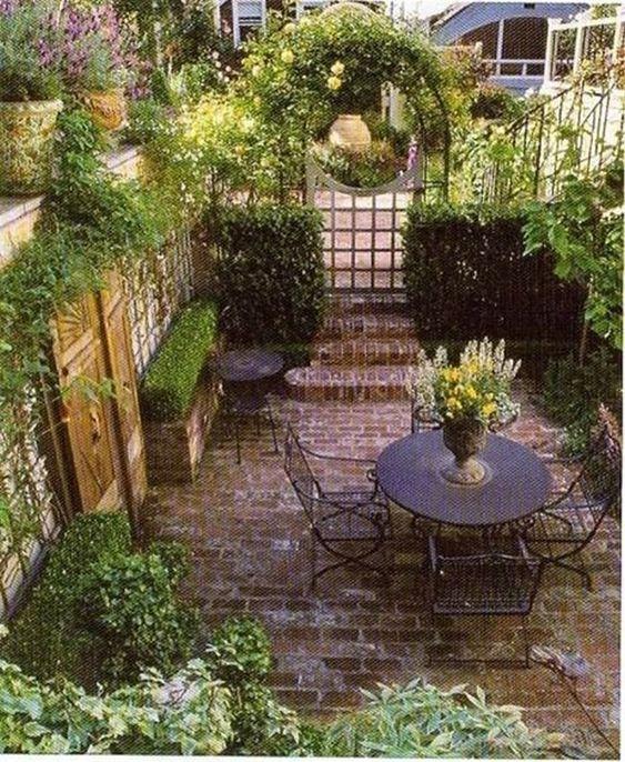 brick patio ideas 16