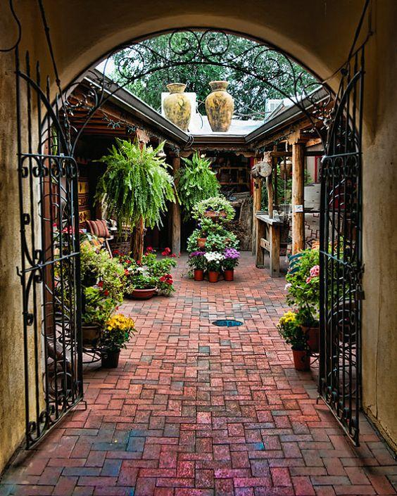 brick patio ideas 21