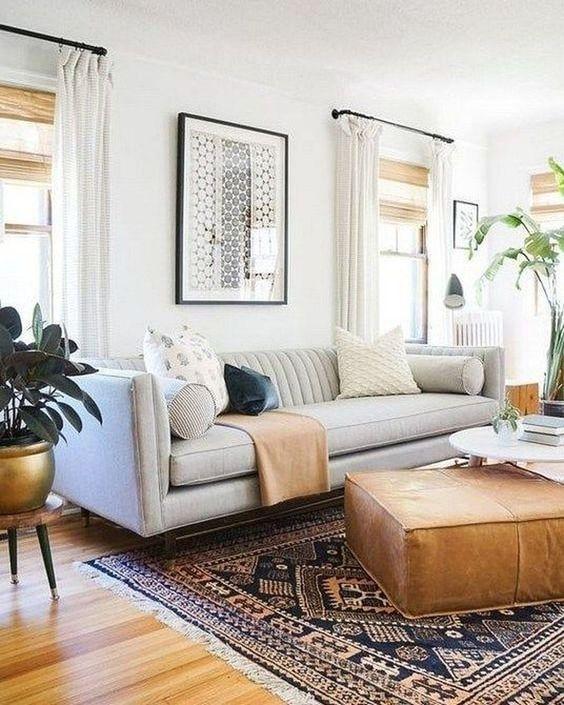 bright living room 12