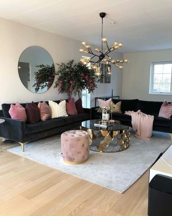 bright living room 16