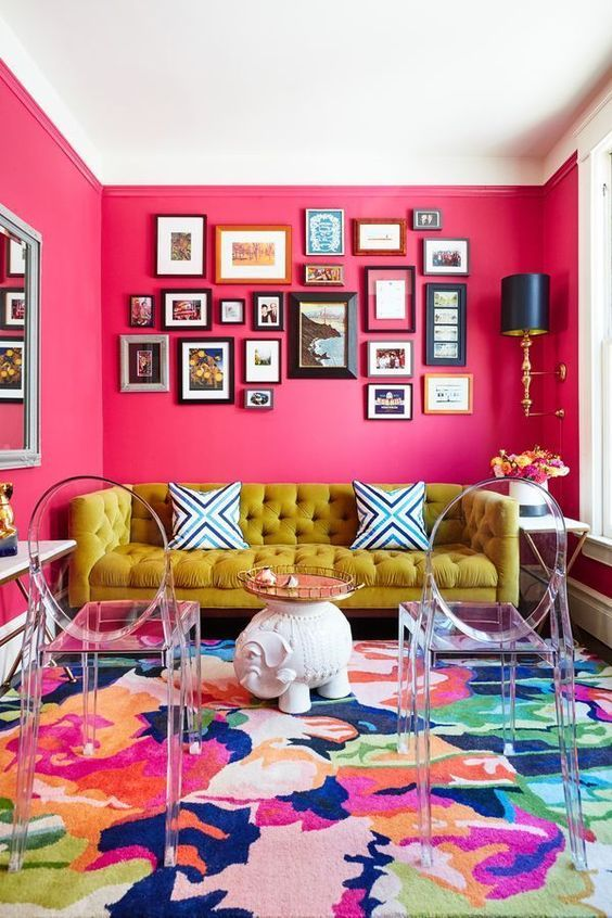 bright living room 18