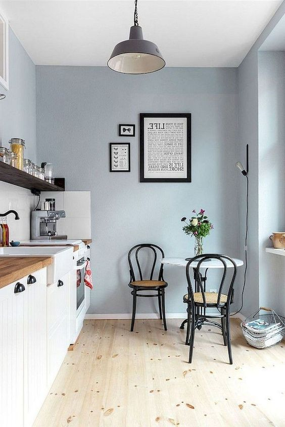 Scandinavian Kitchen Ideas: Chic Soothing Decor