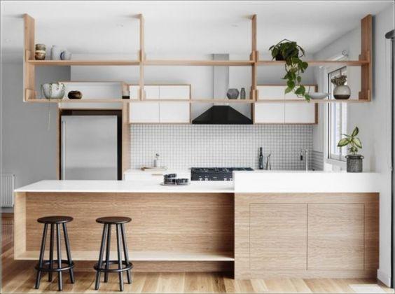 Magnificent Scandinavian Kitchen Ideas 25 Catchy Decorations You Have Inzonedesignstudio Interior Chair Design Inzonedesignstudiocom