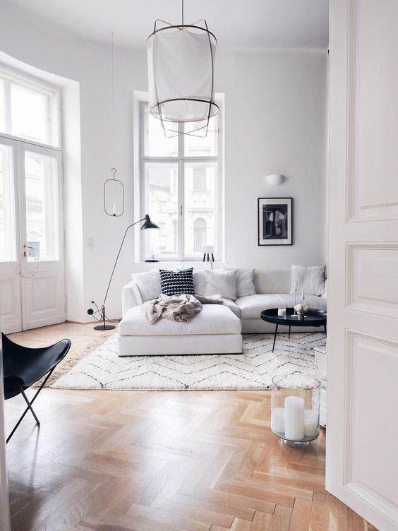 scandinavian living room 11