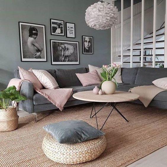 scandinavian living room 14