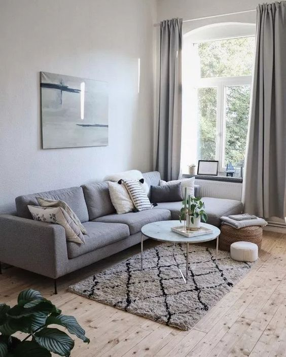 Scandinavian Living Room Ideas: 25+ Chic and Cozy Inspirations to Copy