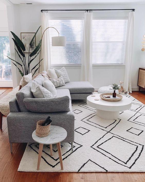 Scandinavian Living Room: Simply Chic Decor