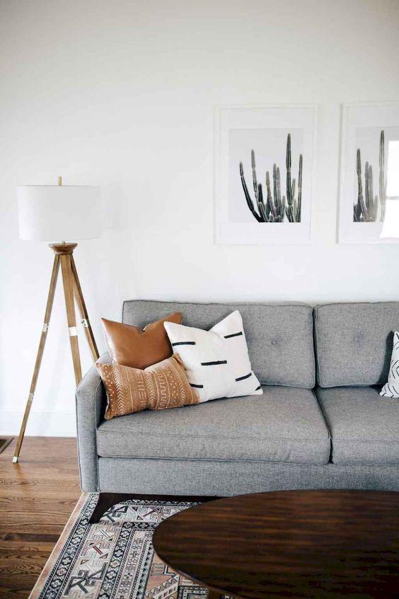 Scandinavian Living Room: Catchy Neutral Decor