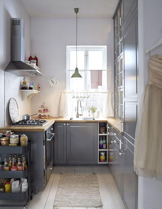 Simple Kitchen Ideas: Warm Neutral Decor