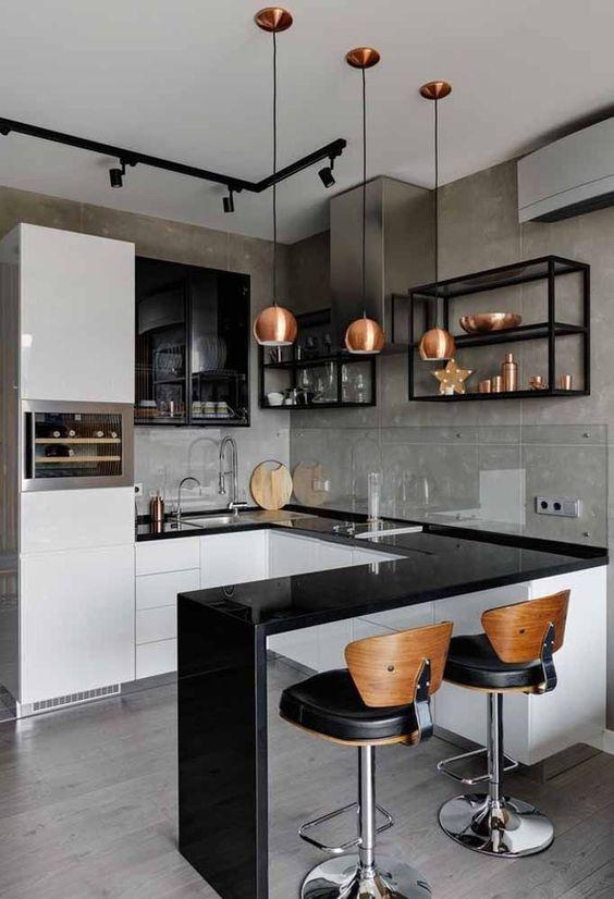 Simple Kitchen Ideas: Stylish Industrial Decor