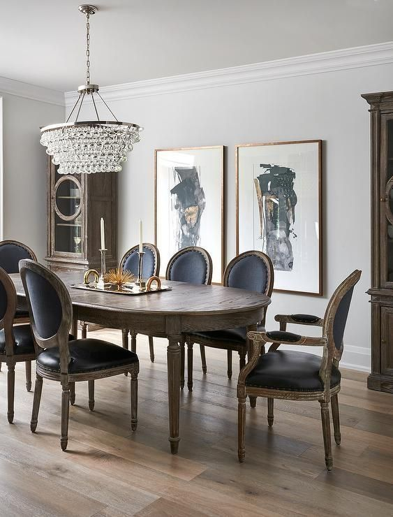 transitional dining room 22