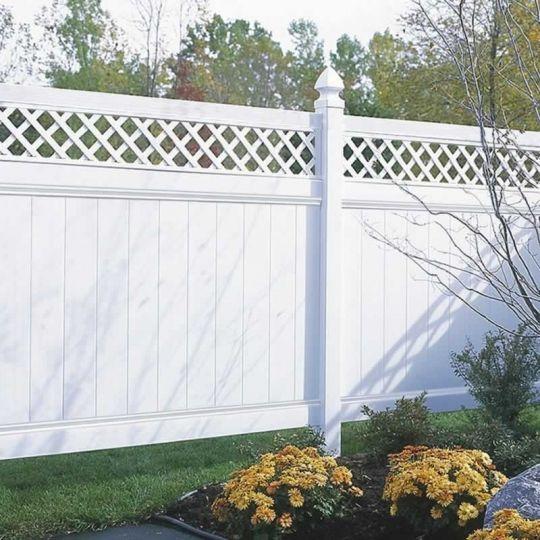 white fence ideas 6