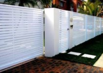 white fence ideas feature