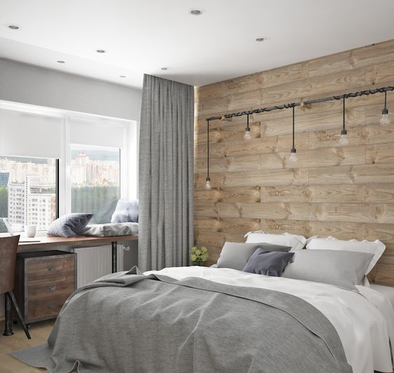 wood bedroom ideas 14