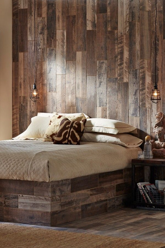 wood bedroom ideas 17