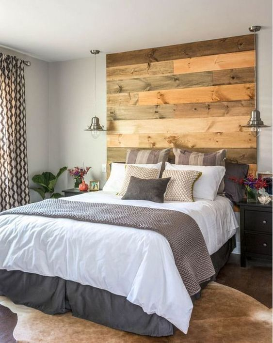 wood bedroom ideas 18