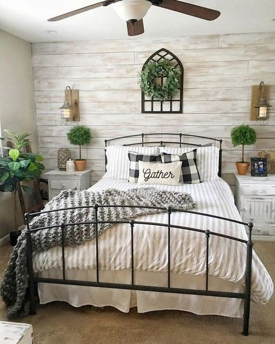 wood bedroom ideas 23