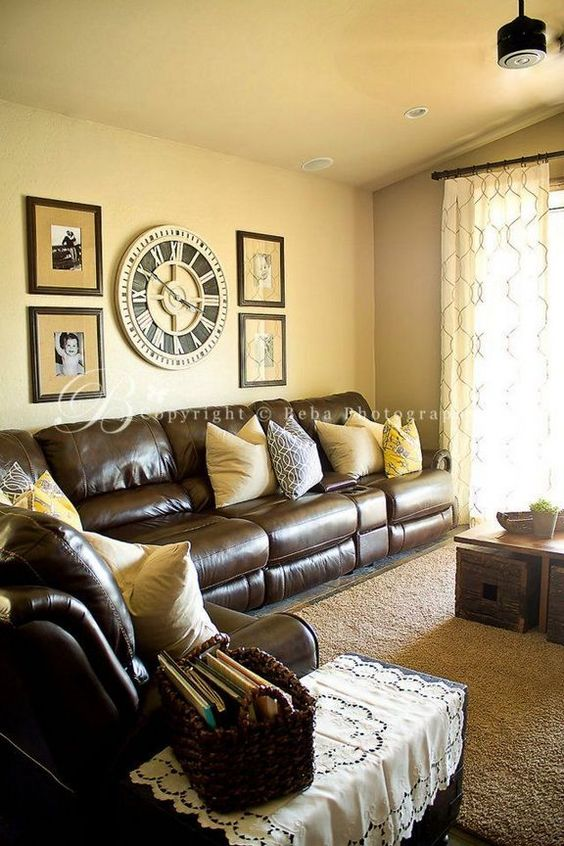 yellow living room ideas 15