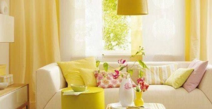 yellow living room ideas feature