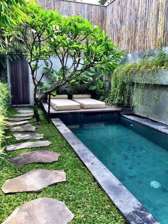 Backyard Water Feature 10