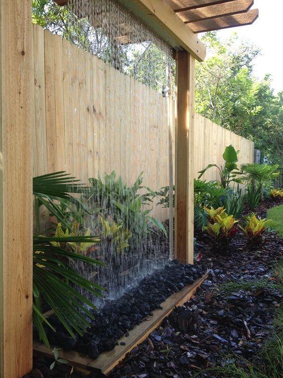 Backyard Water Feature 18