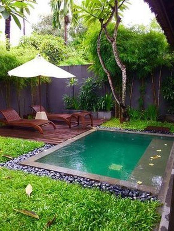 Backyard Water Feature 9