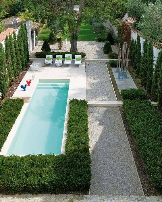 Modern Swimming Pool 23