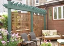 Patio Privacy Ideas feature