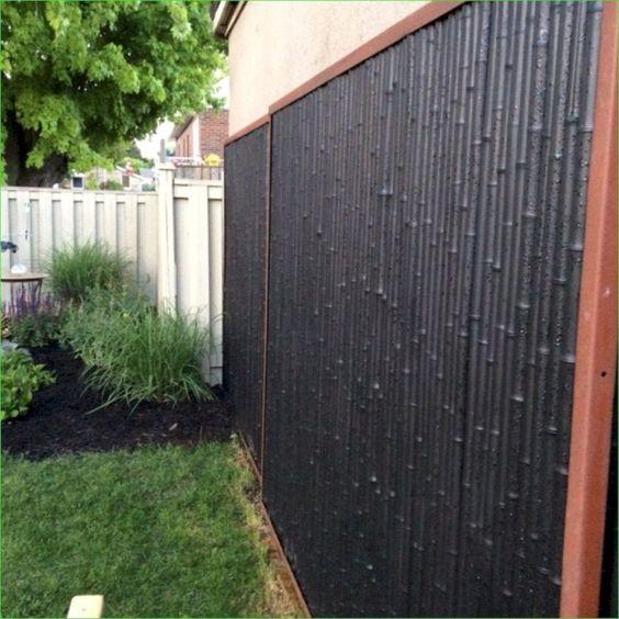 bamboo fence ideas 16