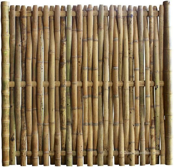 bamboo fence ideas 17