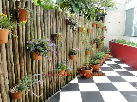 bamboo fence ideas 9