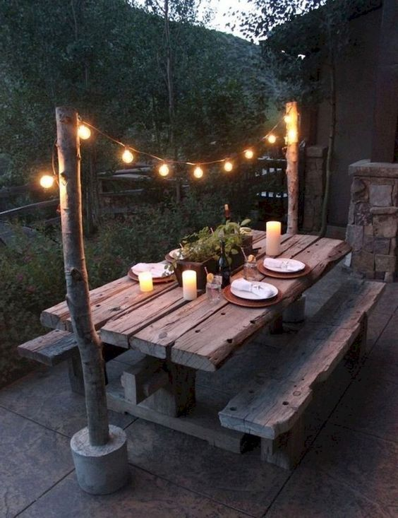 patio dining ideas 22