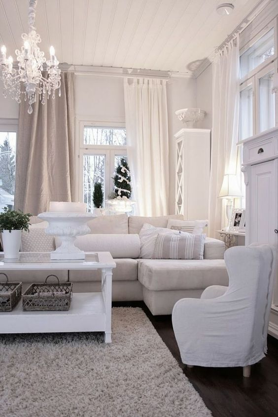 shabby chic living room 21