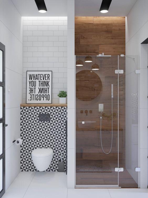 Bathroom Wallpaper Ideas 13