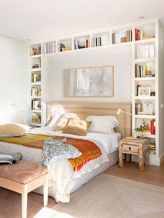 Bedroom Storage Ideas 10