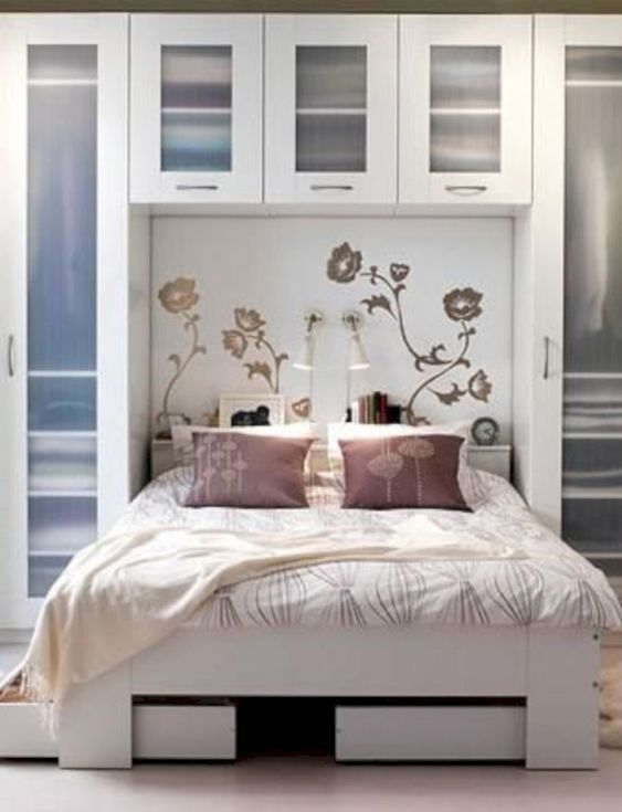 Bedroom Storage Ideas 12