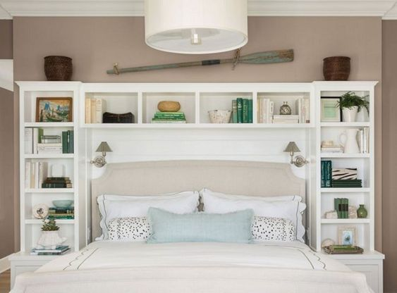 Bedroom Storage Ideas 20