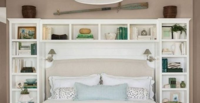 Bedroom Storage Ideas: 20+ DIY Organizations for Small Spaces