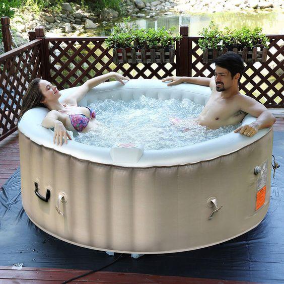 Hot Tub Base 12