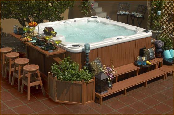 Hot Tub Base 15