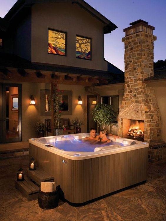 Hot Tub Base 18
