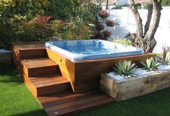 Hot Tub Base 20