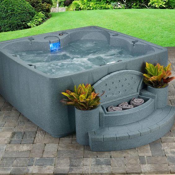 Hot Tub Base 7