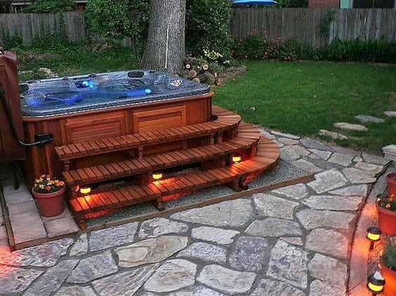 Hot Tub Base 9